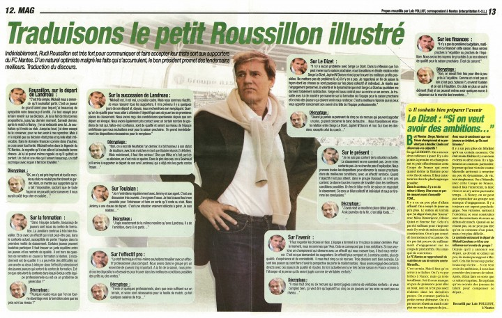 Traduisons le petit Roussillon illustré