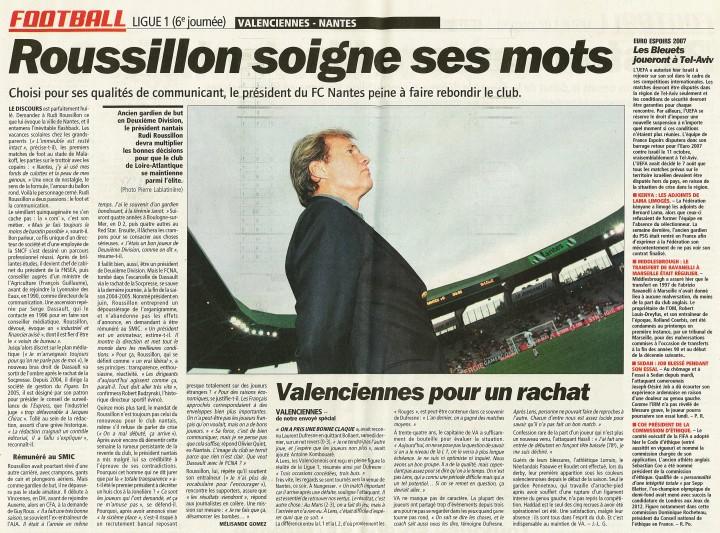 Roussillon soigne ses mots